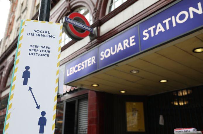 La ville de Leicester, en Angleterre, passe en zone rouge