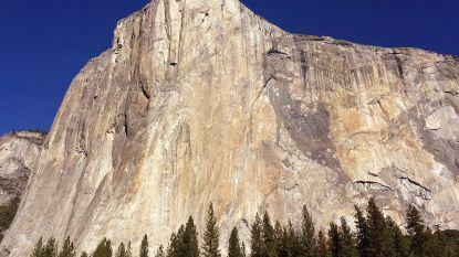 Twee klimmers komen om na val van El Capitan in Yosemite National Park