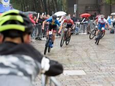 Publiek laat het afweten tijdens tweede editie City Mountainbike in Valkenswaard
