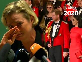 Van schending protocol tot tranen van Delphine: dit waren de meest opmerkelijke royaltybeelden van 2020