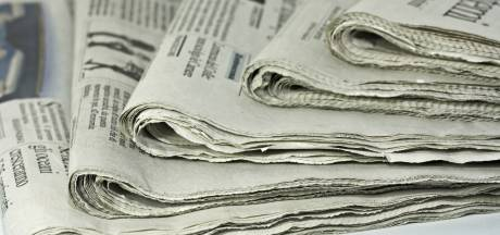Man uit Leeuwarden vast voor bedreiging dagbladredacties, ook in Eindhoven
