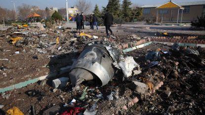 Canada wil dat Iran zwarte dozen neergehaald vliegtuig naar Oekraïne of Frankrijk stuurt