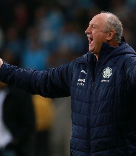 Palmeiras ontslaat Luiz Felipe Scolari