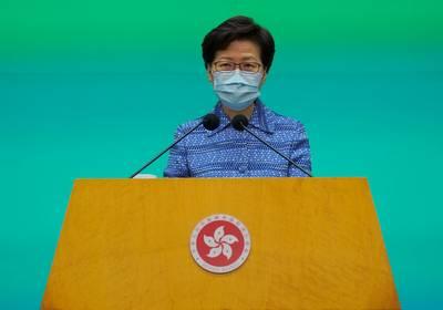 Réponse aux émeutes: Hong Kong accuse les États-Unis d'incohérence