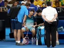 Thiem gooit handdoek in de ring tegen Australische tiener
