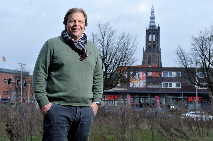 Vastgoedeigenaar en projectontwikkelaar Kees van Loon.