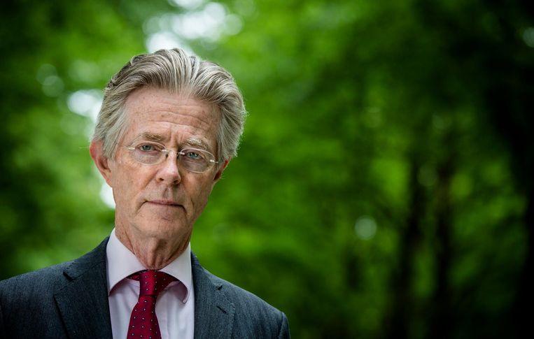 Oud-minister van defensie Joris Voorhoeve. Beeld anp