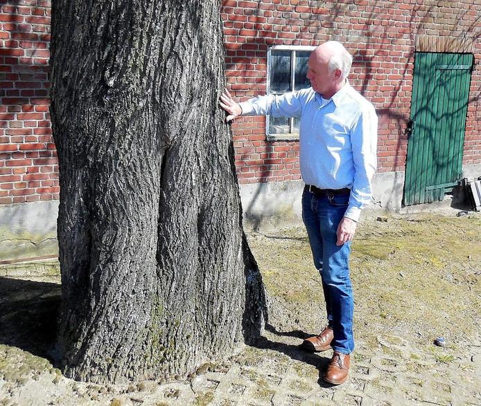 Gerard, initiatiefnemer van Landgoed de Groene Kamer