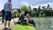 35 deelnemers op viswedstrijd voor jongeren