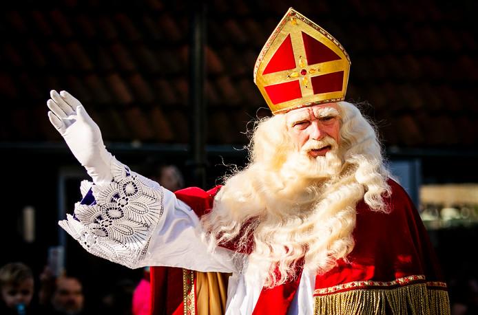 Sinterklaas. Foto ter illustratie.