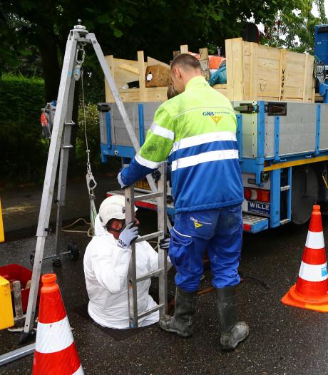 Het riool in Culemborg wordt op een slimme manier verduurzaamd
