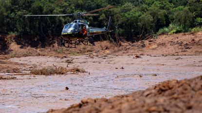 Dodentol dambreuk Brazilië loopt op tot 121