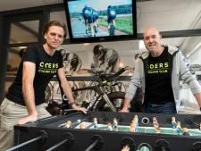 Vanaf loopfietsjesleeftijd in spoor van Vuelta tijdens wielerfestival COERS