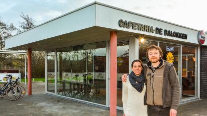 Nieuwe uitbaters voor cafetaria De Balokken