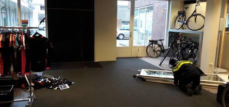 Voor een ton aan dure fietsen gestolen: 'Ze hebben enorm veel lef gehad'