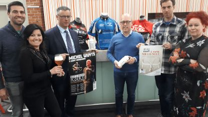 Eerste Damse Wielerweek strikt Michel Wuyts als special guest