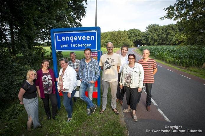 Langeveen heeft een nieuwe stuurgroep die gaat werken aan toekomstplannen om dorp leefbaar te houden.