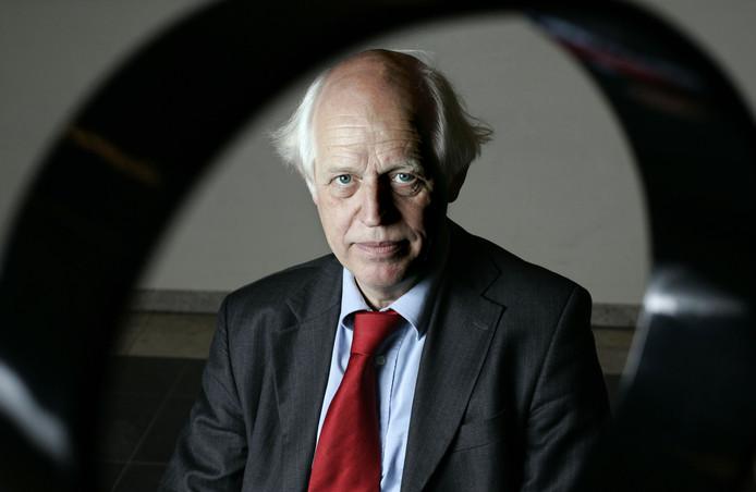 Hoogleraar strafrecht Theo de Roos.