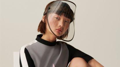 Louis Vuitton brengt gezichtsscherm op de markt dat je kan dragen als pet