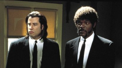 """QUIZ. """"Great vengeance and furious anger"""": 'Pulp Fiction' wordt 25"""