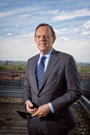Hans de Jong, president van Philips Nederland: ,,Ik ben veel meer ondersteunend dan directief.''