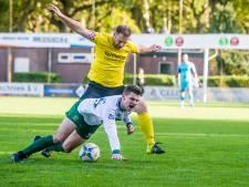 Overzicht | Idabdelhay redt punt voor Halsteren, Dongen verder in de problemen na nederlaag tegen JVC Cuijk