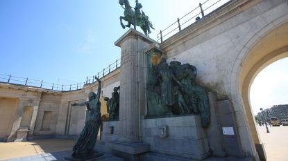 Ruim 5.100 handtekeningen op online petitie om standbeeld Leopold II weg te nemen