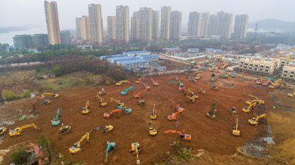 Al 43 miljoen Chinezen in quarantaine. Maar helpt dat?