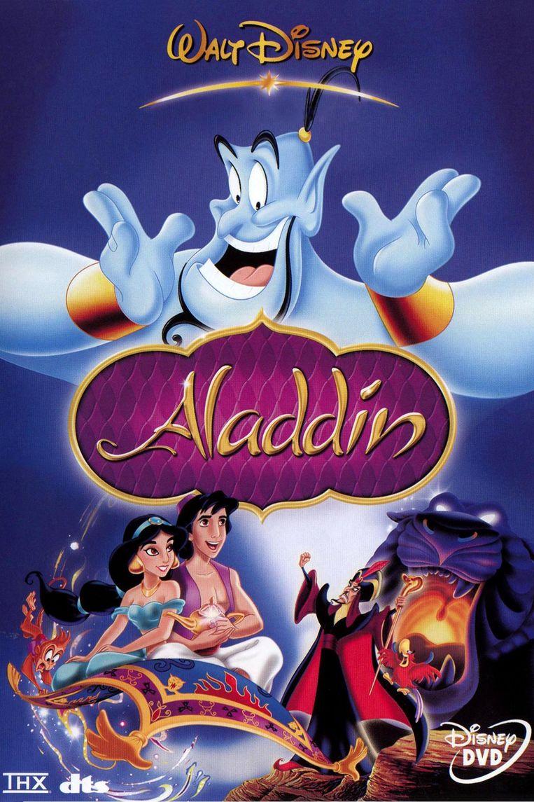 Filmposter Aladdin Beeld -