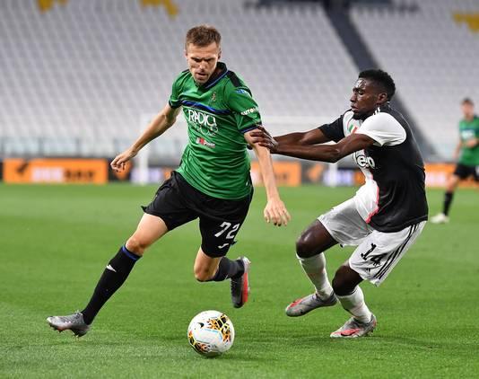 Josip Ilicic speelde op 11 juli tegen Juventus zijn laatste wedstrijd.