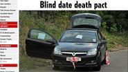 Net brengt zelfdoders samen om zich te vergassen in auto