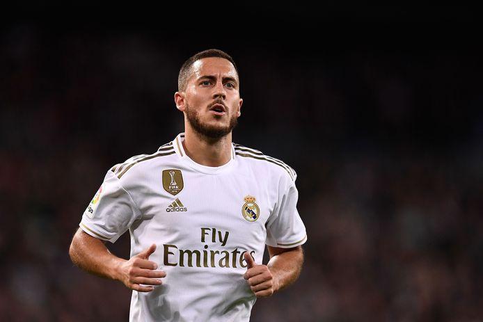 Eden Hazard a inscrit l'unique but de la rencontre, mais il a été annulé.