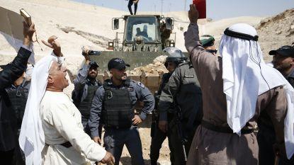 België roept Israël op om Palestijns bedoeïnendorp niet te vernietigen