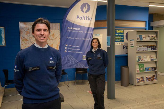 Commissaris Marlies Owel volgt Vic De Loof op in de politiezone Wetteren.