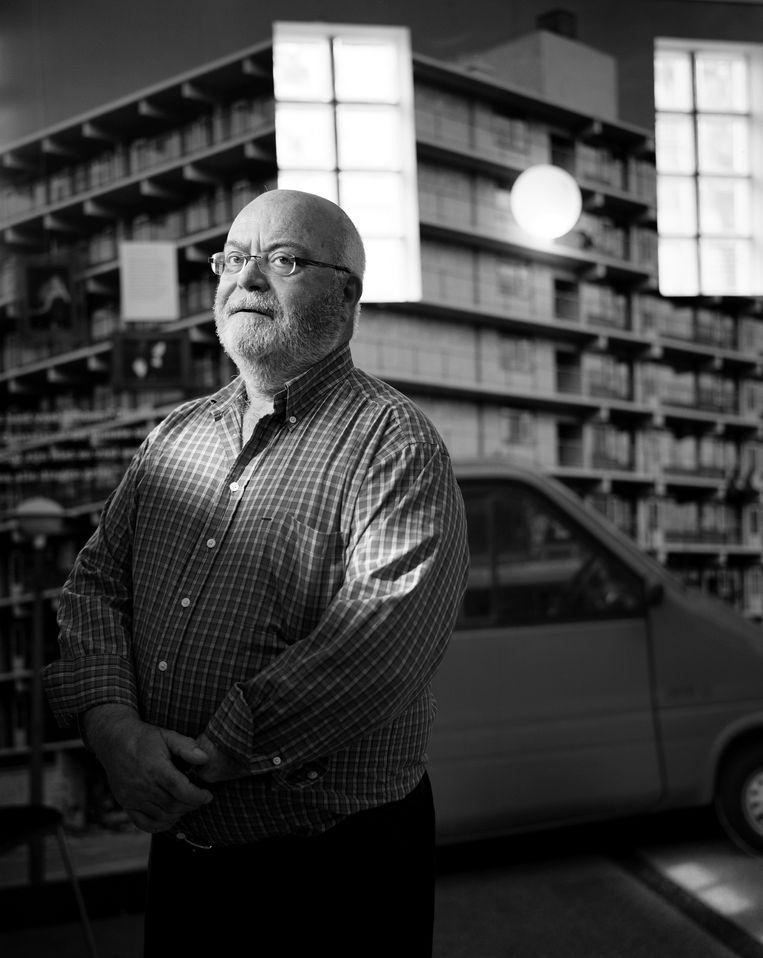 Henk Ras in 2011. Beeld Bart Koetsier