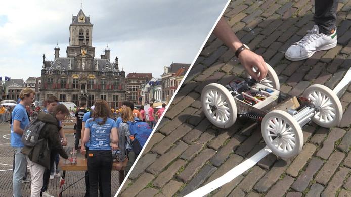 De Marktlanders in Delft