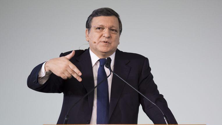 José Manuel Barroso Beeld epa