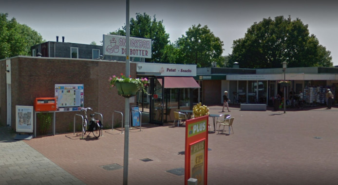 Snackbar de Botter in Lelystad.