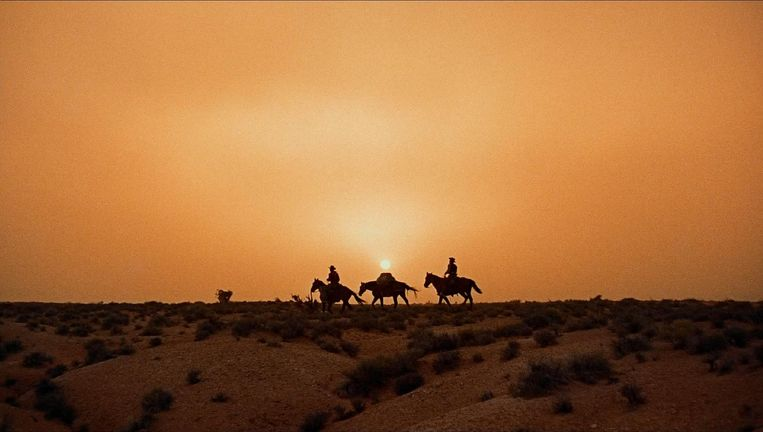 The Searchers Beeld null