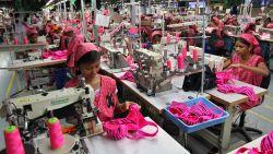 Textielarbeiders H&M leven onder armoedegrens