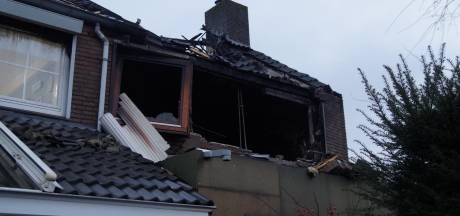 Ook veel schade bij buren na woningbrand in Vlijmen: 'Ik kan weer helemaal opnieuw beginnen'