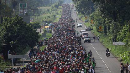 """Nieuwe migrantenmars richting Mexico en VS? """"15.000 mensen vertrekken binnenkort in Honduras"""""""