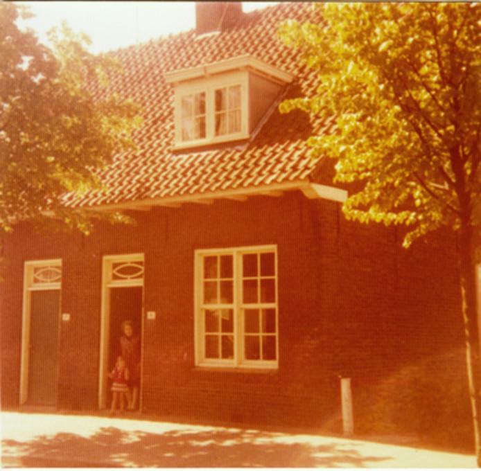 Een woning van Woningbelang aan de Valkenierstraat.