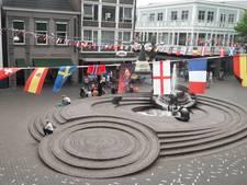 Enschede loopt zich warm voor EK vrouwenvoetbal