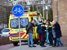 Jongen aangereden door snorfietser in Voorburg