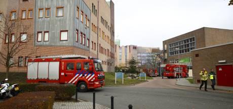 Brand in lab van Isala: afdeling korte tijd ontruimd