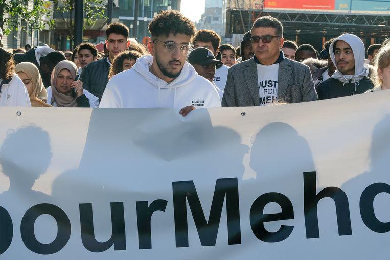 mars voor Mehdi