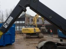 Broedende kauw staat sloop tankstation Van Dijkhuizen in de weg