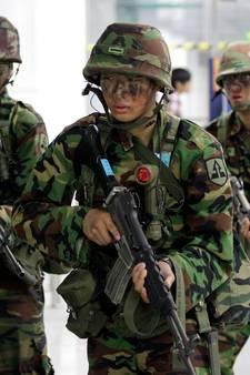 Noord-Korea: VS gieten olie op het vuur met militaire oefening in Zuid-Korea