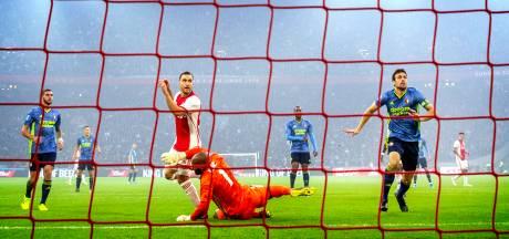 Hoe presteerden Ajax en Feyenoord na de memorabele 4-0?